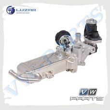Радиатор системы циркуляции ОГ LUZAR LREG1808