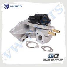 Клапан системы циркуляции ОГ LUZAR LVEG1850