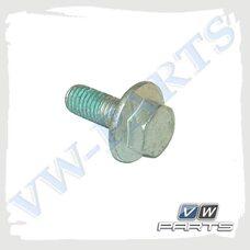 Винт с шестигранной головкой с буртиком VAG N91079301