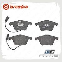 Колодки тормозные передние Brembo P85097