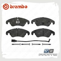 Колодки тормозные передние Brembo P85098