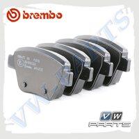 Колодки тормозные задние Brembo P85114