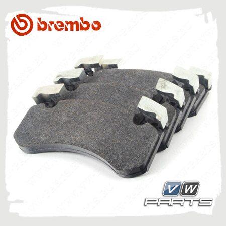 Колодки тормозные передние Brembo P85136