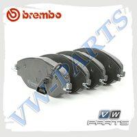 Колодки тормозные передние Brembo P85144