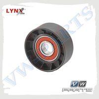 Ролик обводной ремня генератора LYNXauto PB-7002