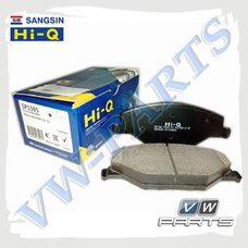 Колодки тормозные передние Sangsin (Hi-Q) SP1595