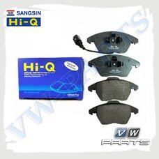 Колодки тормозные передние Sangsin (Hi-Q) SP1692