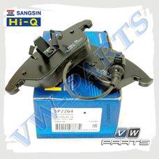 Колодки тормозные передние Sangsin (Hi-Q) SP2264