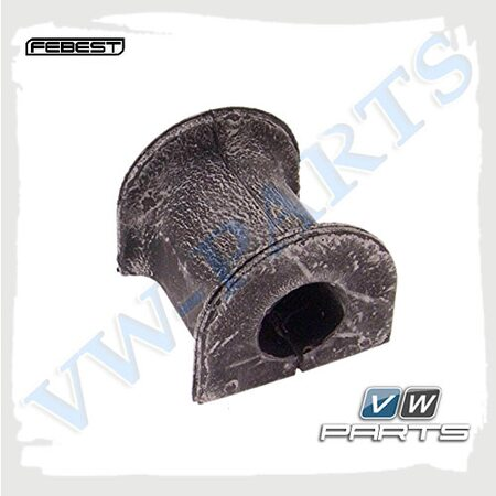 Втулка переднего стабилизатора FEBEST VWSB-004