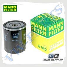 Фильтр масляный Mann W7052