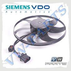 Вентилятор системы охлаждения двигателя Siemens-VDO A2C59511339