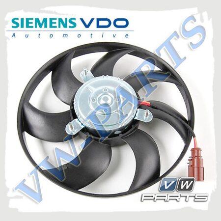 Вентилятор системы охлаждения двигателя Siemens-VDO A2C59511340