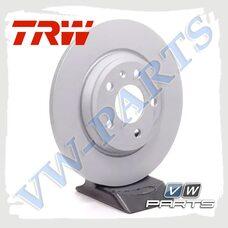 Диск тормозной задний TRW DF4848