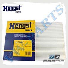Фильтр салона (бумажный) HengstE900LI