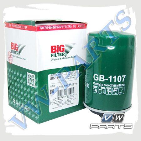 Фильтр масляный Big Filter GB-1107