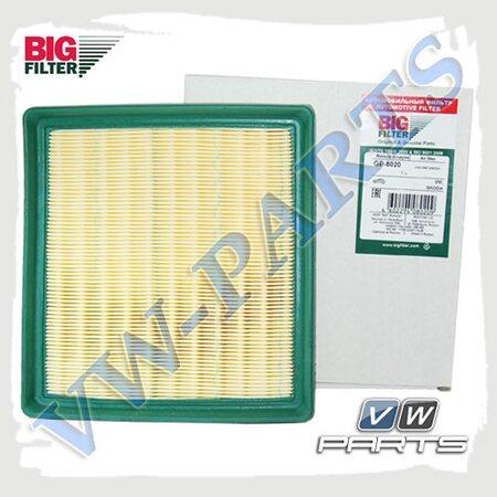 Фильтр воздушный Big Filter GB-8020