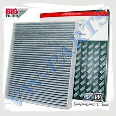 Фильтр салона (угольный) Big Filter GB-9973/C