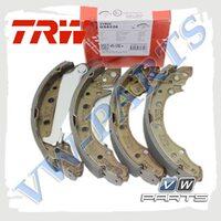 Колодки тормозные барабанные задние Trw GS8526