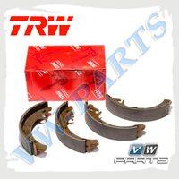 Колодки тормозные барабанные задние TRW GS8639