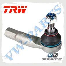 Наконечник рулевой тяги левый TRW JTF199