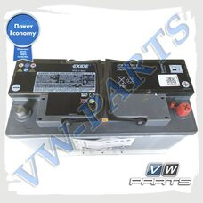 Аккумуляторная батарея VAG Economy (95AH/760A) JZW915105E