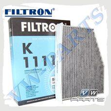 Фильтр салона (угольный) Filtron K1111A