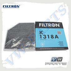 Фильтр салона (угольный) Filtron K1318A
