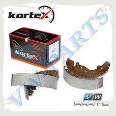 Колодки тормозные барабанные задние Kortex KS033STD