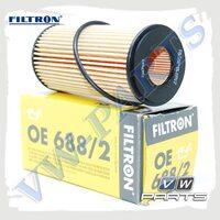 Фильтр масляный Filtron OE688/2