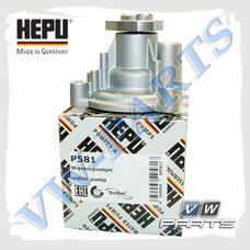 Насос системы охлаждения (помпа) Hepu P581