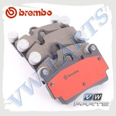 Колодки тормозные задние Brembo P85070
