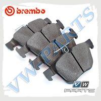 Колодки тормозные задние Brembo P85125