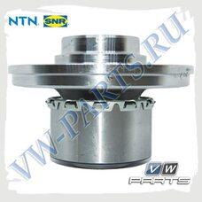 Ступица колеса с подшипником задняя NTN-SNR R15458