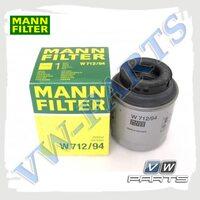 Фильтр масляный Mann W712/94