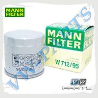 Фильтр масляный Mann W712/95
