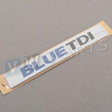 """Надпись """"BLUE TDI"""" 3C0853675BQWWS"""