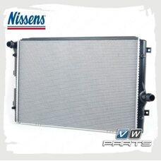 Радиатор системы охлаждения Nissens 65281A