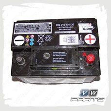 Аккумуляторная батарея VAG (61AH/540A) 000915105DE
