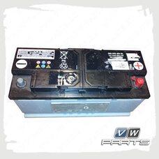 Аккумуляторная батарея VAG (110AH/850А) 000915105DL