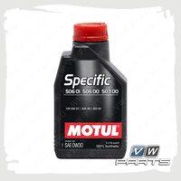 Масло моторное Motul Specific 0W30 (1л.)