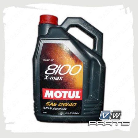 Масло моторное Motul X-Max 0W40 (5л.)