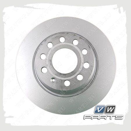 Диск тормозной задний VAG 5Q0615601G