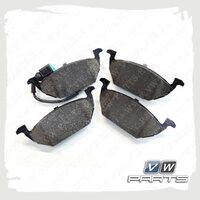Колодки тормозные передние VAG 1K0698151F