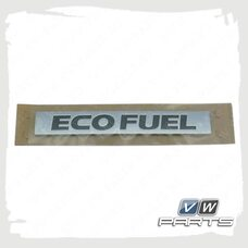 Надпись ECO FUEL VAG 1T0853675EFXC