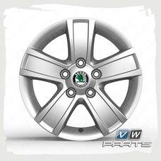 Диск колеса R15 PYXIS VAG 1Z0071492A