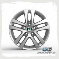 Диск колеса R16 DRACONIS VAG 1Z0071494A