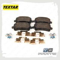 Колодки тормозные задние Textar 2391401