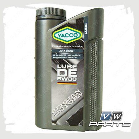 Масло моторное Yacco Lube DE (1л.) 5W30