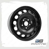 Диск колеса R16 стальной VAG 3C0601027BE03C