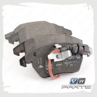 Колодки тормозные передние VAG 3C0698151C